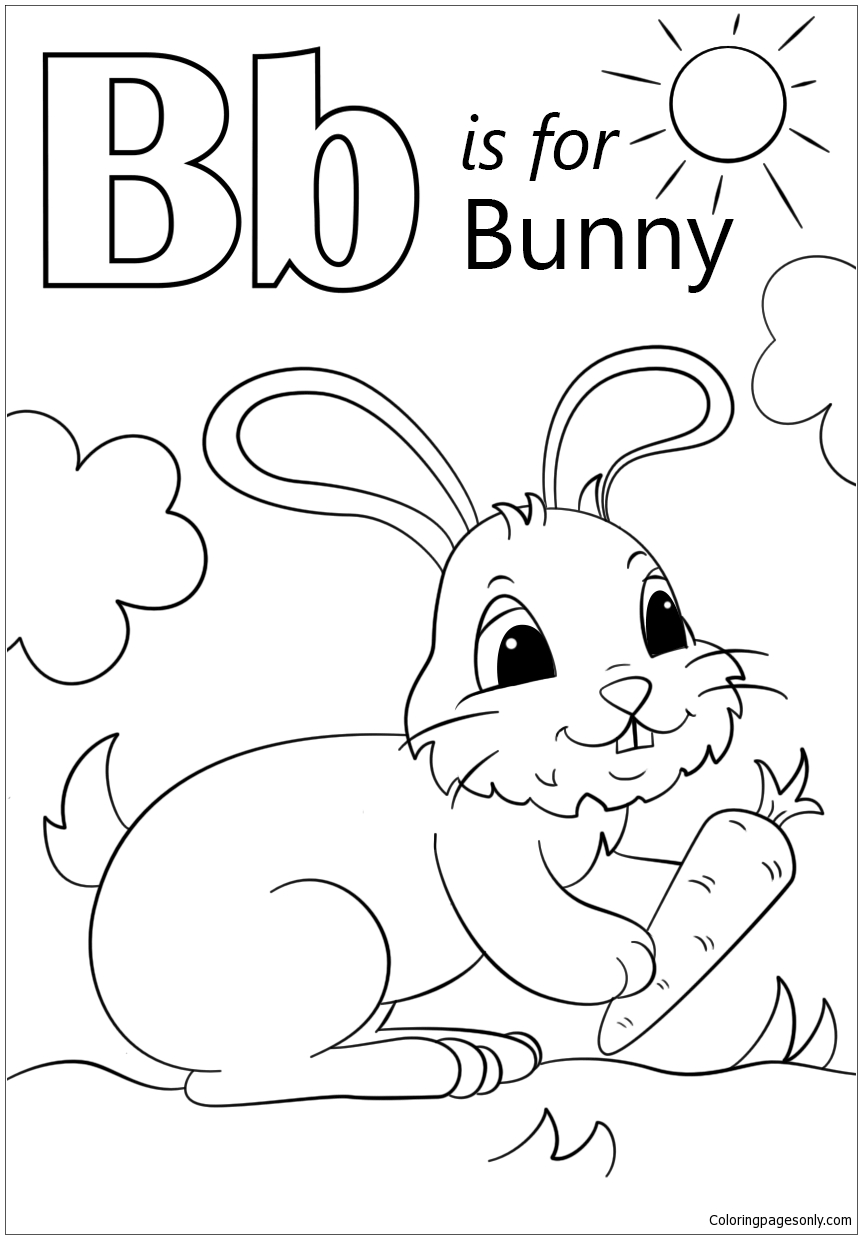 Amazing Rabbit Coloring Pages Amazing In Bunny Pages adult | 1239x862