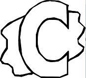 Letter C - image 1