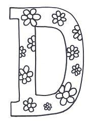 Letter D - Image 1