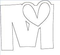 Letter M - image 1