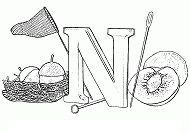 Letter N - image 2