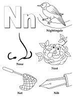 Letter N - image 4