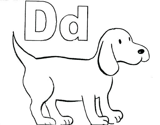 Letter D is for Dog - image 3