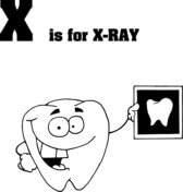 Letter X is for X Ray