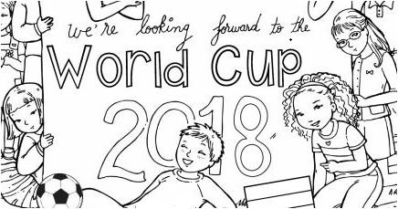 Looking Forward to World Cup 2018
