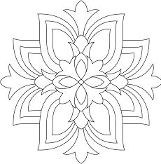 Lotus Mandala 1