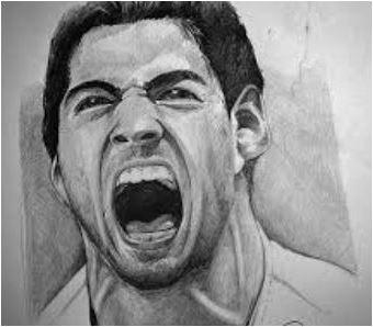 Luis Suárez-image 6 Coloring Page