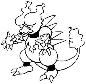 Magmar Pokemon