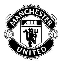 Manchester United F.C Coloring Page