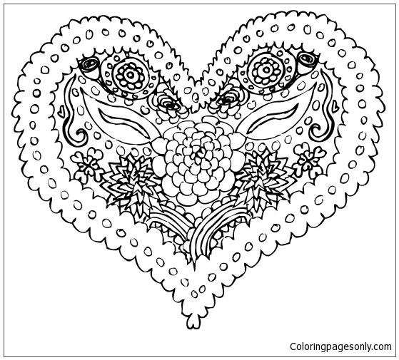 Mandala 18 Coloring Page