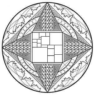 Mandala Complexe