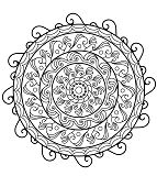 Mandala For Adults 1