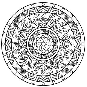 Mandala For Adults 2