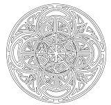 Mandala Labyrinthe