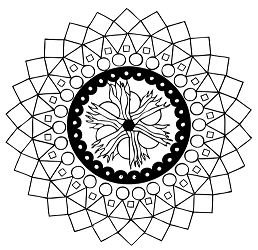 Mandala Of The Four Elements