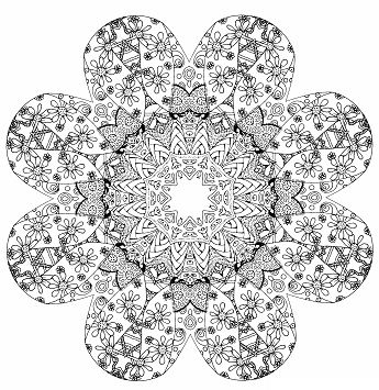 Mandala Stress Relief