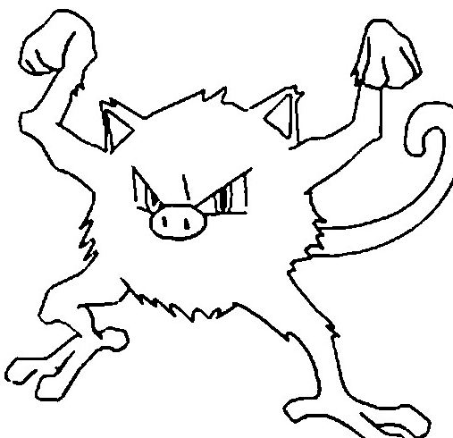 Mankey Pokemon