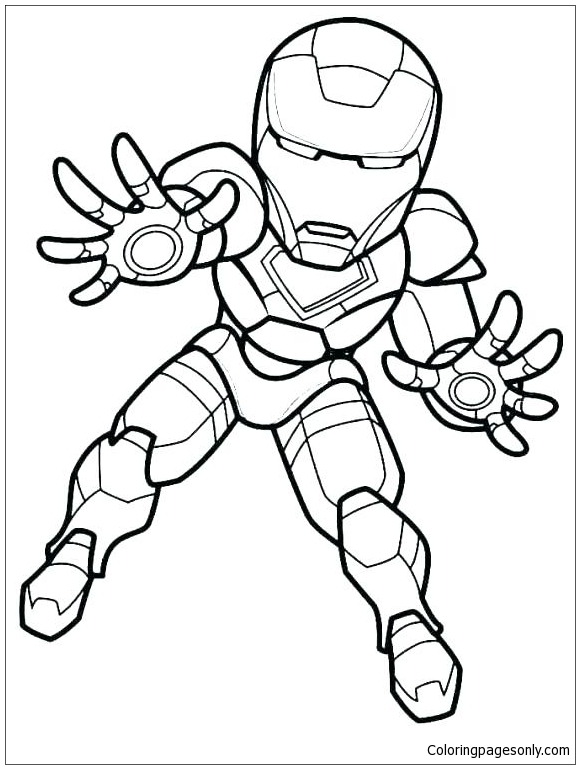 Marvel Superhero Coloring Pages - Superhero Coloring Pages - Free Printable Coloring  Pages Online