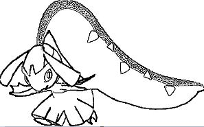 Mawile Pokemon Coloring Page