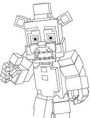 Minecraft Freddy