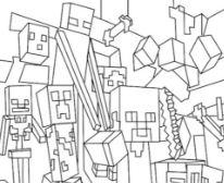 Minecraft Mobs 2
