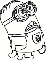 Minion Of Despicable Me