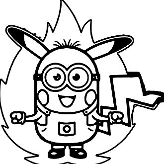 Minion Pokemon