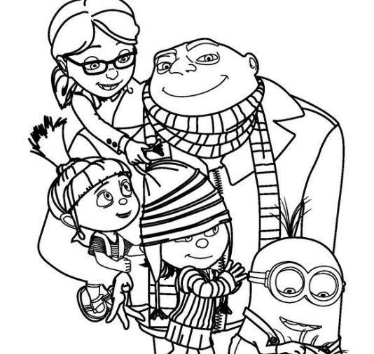Minions The Family