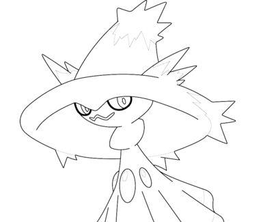 Mismagius Pokemon