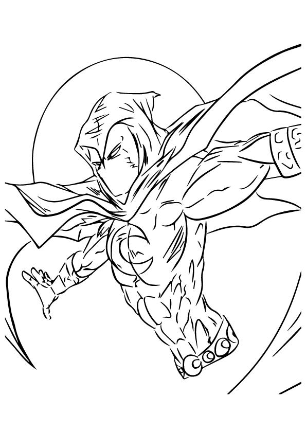 Moon Knigh The Avengers