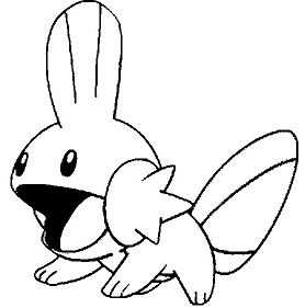 Mudkip Pokemon