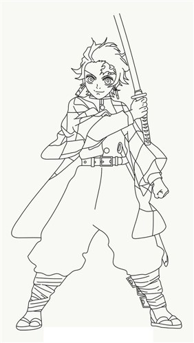 Muichiro Tokito Character