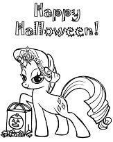 My Little Pony Happy Halloween