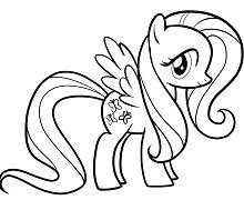 My Little Pony Rainbow Dash 3