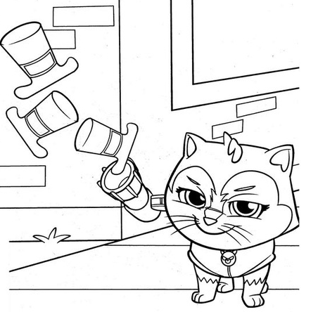New Paw Patrol Coloring Page