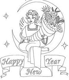 New Year Cornucopia