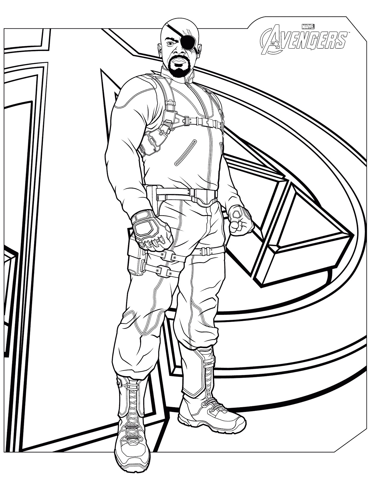 Superhero Hulk Breaking The Walls Coloring Page Free Coloring