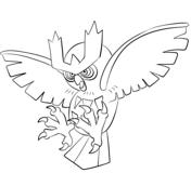 Noctowl Pokemon