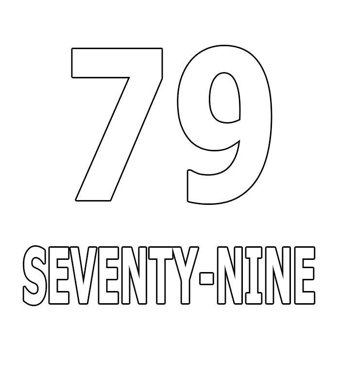 Number Seventy-Nine