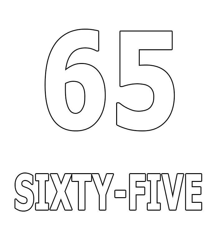 Number Sixty-Five
