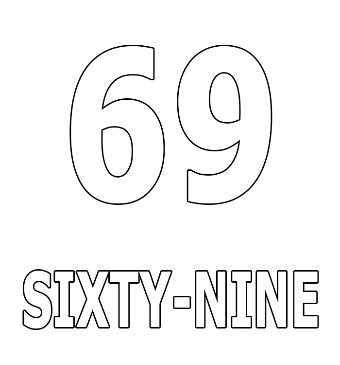 Number Sixty-Nine