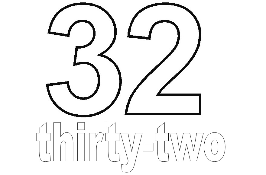 Number Thirty-Two