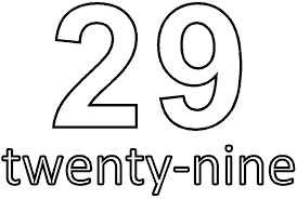 Number Twenty-Nine