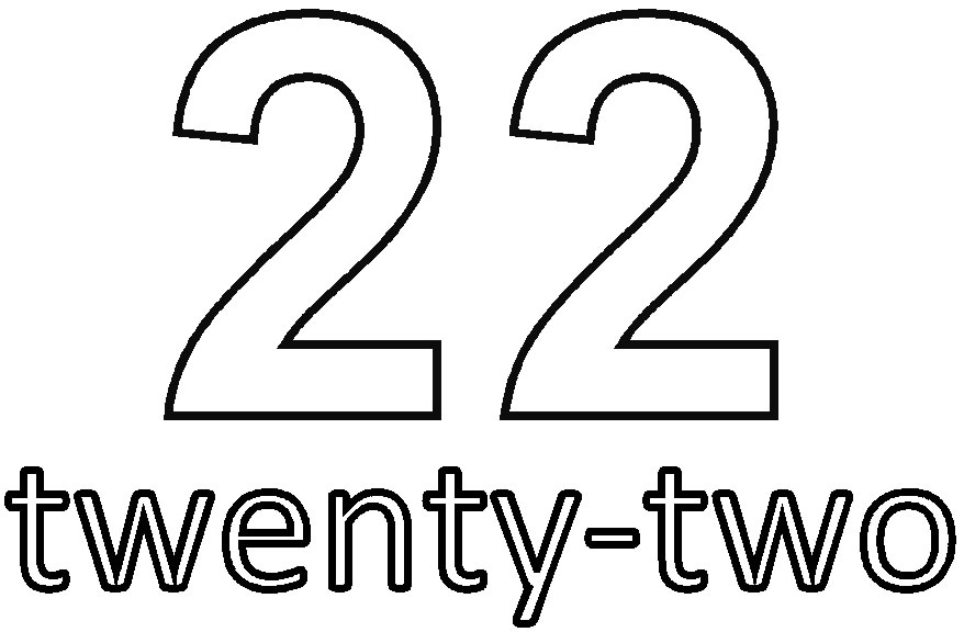 Number Twenty-Two