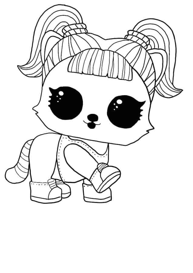 Lol Suprise Doll Oh Bandit