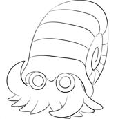 Omanyte Pokemon