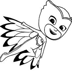Owlette Pj Mask
