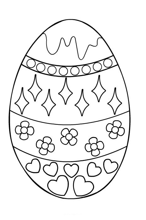 Patterns Easter Egg