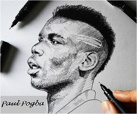 Paul Pogba-image 10 Coloring Page