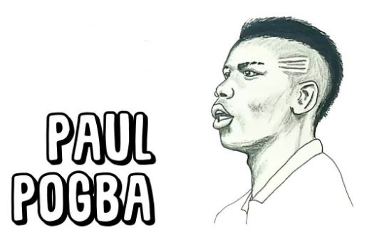 Paul Pogba-image 3 Coloring Page